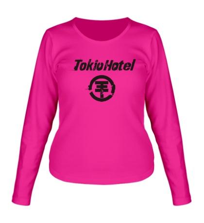 Женский лонгслив Tokio Hotel
