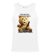 Мужская майка Медведь Тэд