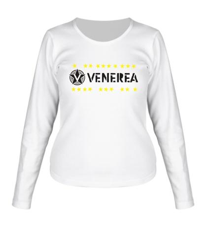 Женский лонгслив Venerea
