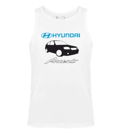 Мужская майка Hyundai Accent