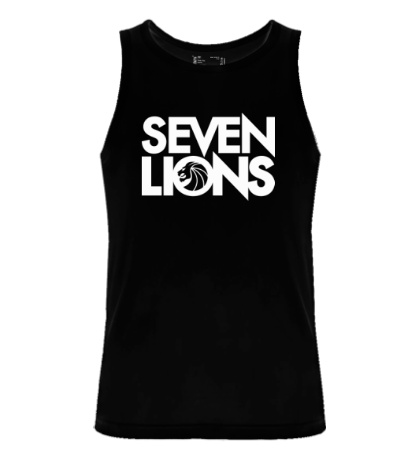 Мужская майка Seven Lions
