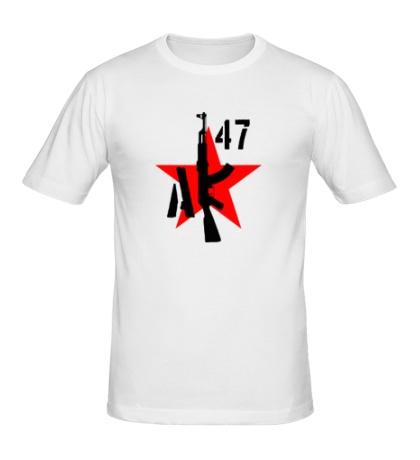Мужская футболка АК-47 мафия