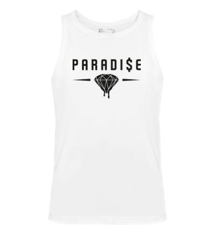 Мужская майка Paradise Diamond