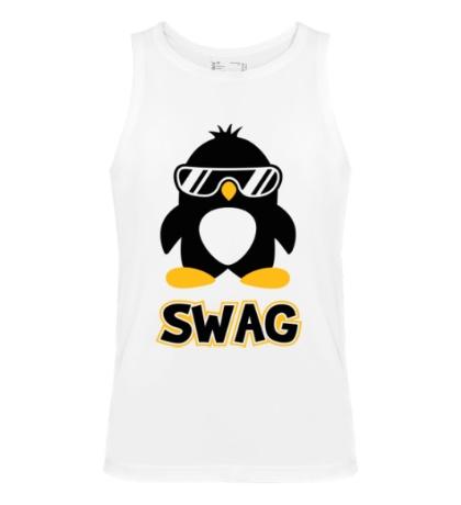 Мужская майка SWAG Penguin