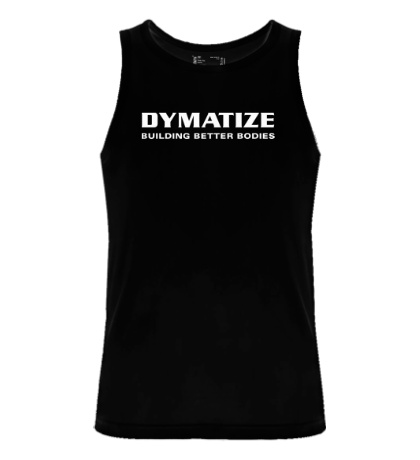 Мужская майка Dymatize Building better bodies