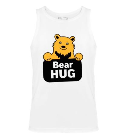 Мужская майка Bear Hug