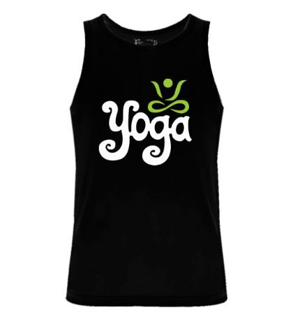 Мужская майка Yoga