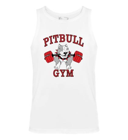Мужская майка Pitbull gym