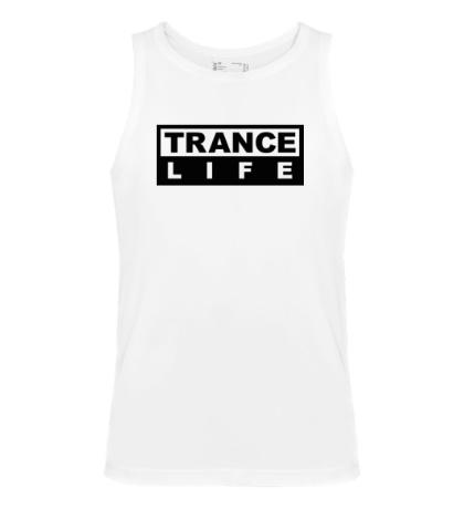 Мужская майка Trance Life