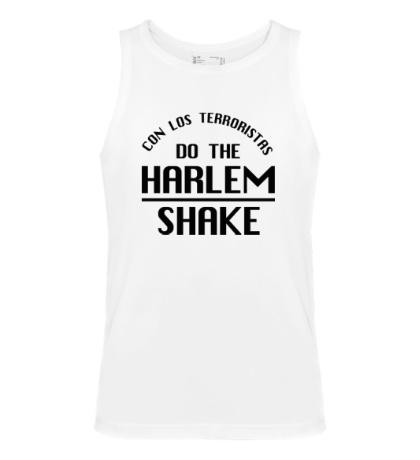 Мужская майка Harlem shake