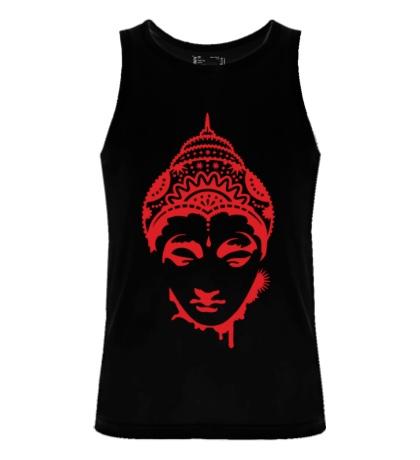 Мужская майка Будда