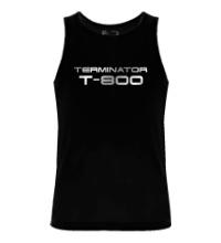 Мужская майка Terminator T-800