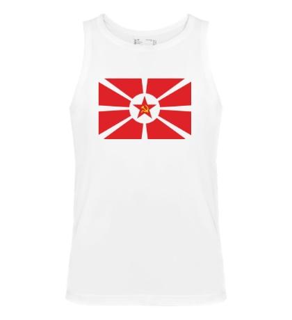 Мужская майка Флаг СССР