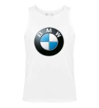 Мужская майка BMW Logo