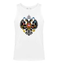 Мужская майка Герб Российской империи