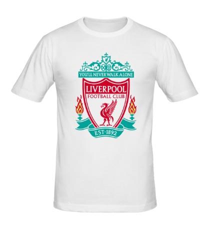 Мужская футболка FC Liverpool