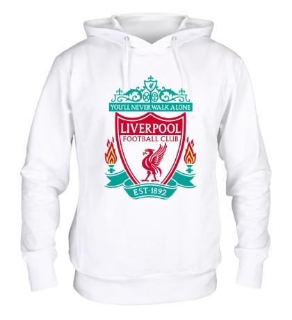 Толстовка с капюшоном FC Liverpool