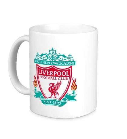 Керамическая кружка FC Liverpool
