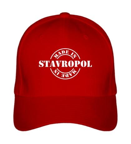 Бейсболка Made in Stavropol