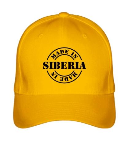 Бейсболка Made in Siberia
