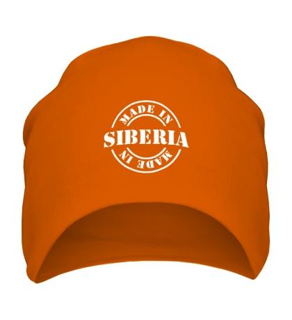 Шапка Made in Siberia
