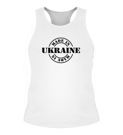 Мужская борцовка Made in Ukraine
