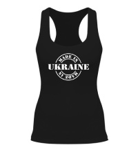 Женская борцовка Made in Ukraine
