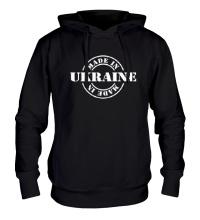 Толстовка с капюшоном Made in Ukraine