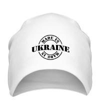 Шапка Made in Ukraine