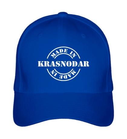 Бейсболка Made in Krasnodar