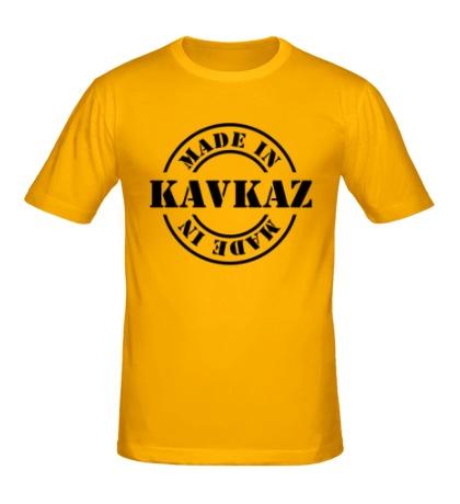 Мужская футболка Made in Kavkaz
