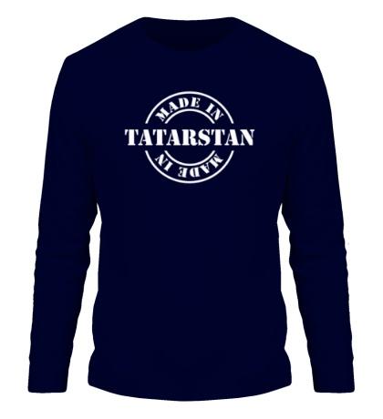 Мужской лонгслив Made in Tatarstan