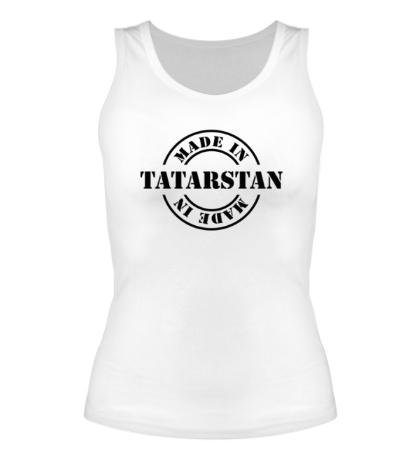 Женская майка Made in Tatarstan
