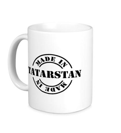 Керамическая кружка Made in Tatarstan