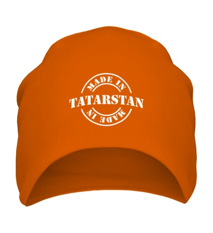 Шапка Made in Tatarstan