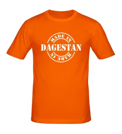 Мужская футболка Made in dagestan