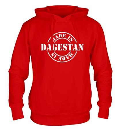 Толстовка с капюшоном Made in dagestan