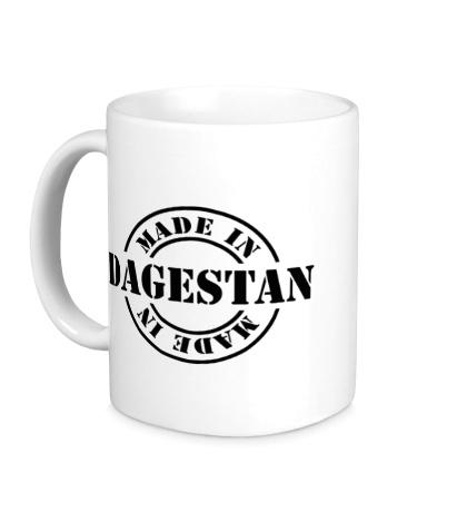 Керамическая кружка Made in dagestan