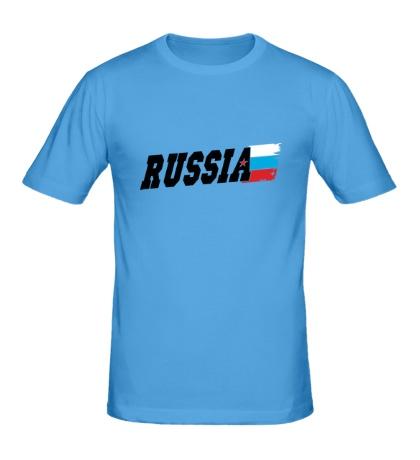 Мужская футболка Fast Russia