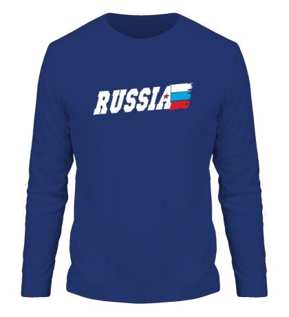 Мужской лонгслив Fast Russia