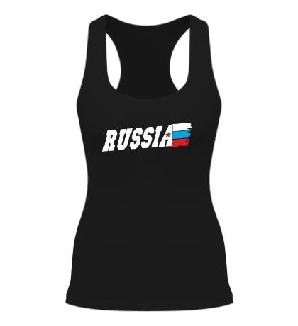 Женская борцовка Fast Russia