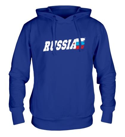 Толстовка с капюшоном Fast Russia