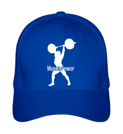 Бейсболка Muscle Power