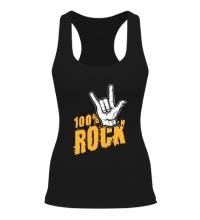Женская борцовка 100% Rock