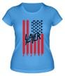 Женская футболка «Slayer flag» - Фото 1