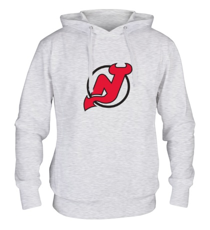 Толстовка с капюшоном New Jersey Devils