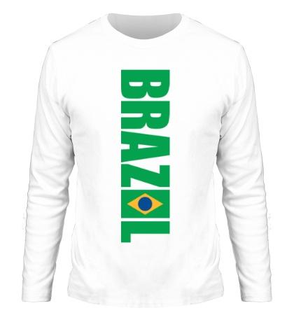 Мужской лонгслив Brazil