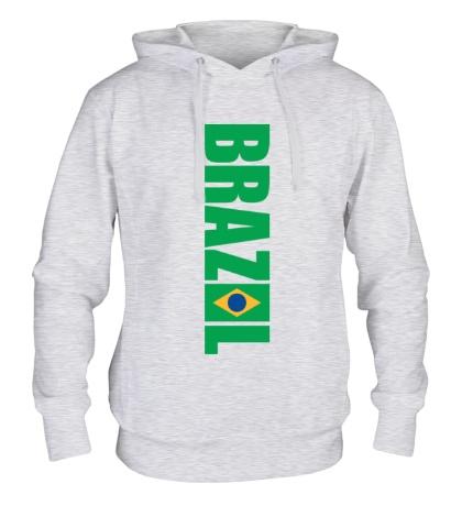 Толстовка с капюшоном Brazil