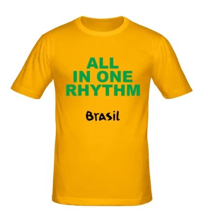 Мужская футболка All in one Rhythm