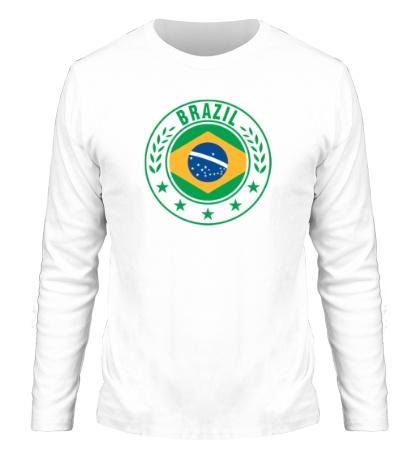 Мужской лонгслив Brazil, ЧМ-2014